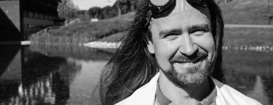 Populærforedrag med Roger Antonsen