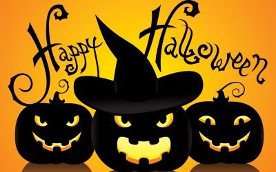 Halloween og sangkonkurranse